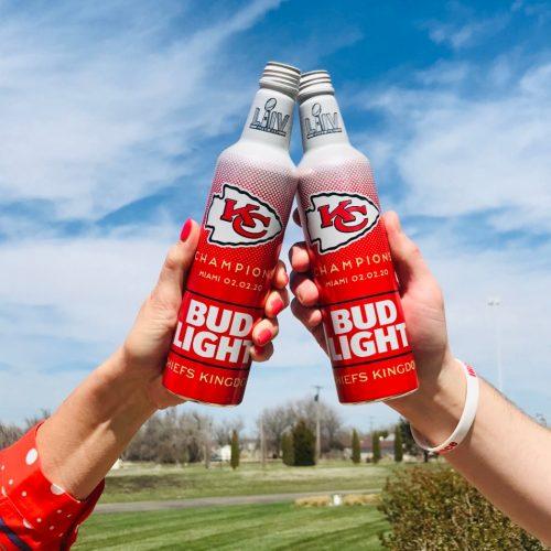 Osage Bud Bottles